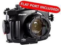 Fantasea Unterwassergehäuse FA6500 Kit A für Sony A6500 / A6300 (inkl. FML Flat Port 34)