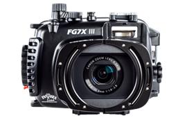 Fantasea Unterwassergehäuse FG7X III M16 für Canon PowerShot G7X III