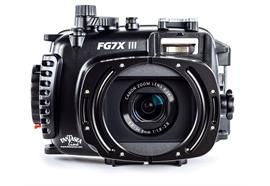 Fantasea Unterwassergehäuse FG7X III Vakuum für Canon PowerShot G7X III