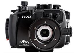 Fantasea Unterwassergehäuse FG9X für Canon PowerShot G9X / G9X Mark II