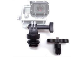 GoPro Adapter für Coldshoe