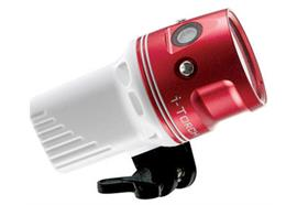 i-Torch video light Venom 38 (red/white)