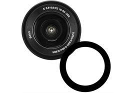 Ikelite Antireflexionsring für Sony 16-50mm f/3.5-5.6 OSS Objektiv