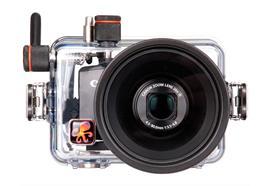 Ikelite Unterwassergehäuse für Canon PowerShot SX270 / SX280 HS
