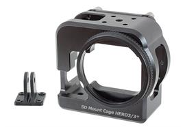 Inon SD Mount Cage für GoPro HERO3/3+/4 (zu dive housing 60m)