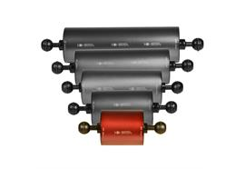 """Isotta 1"""" Kugel Auftriebsarm 80mm Länge, 70mm Durchmesser (+130g Auftrieb)"""