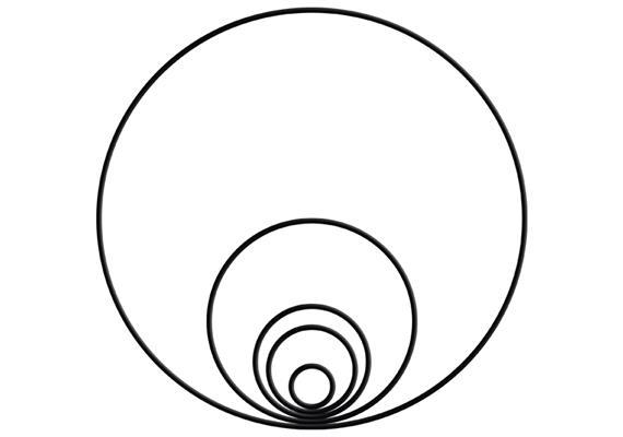 Isotta O-Ring Set für Isotta Gehäuse zu Canon G15 / G16