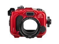 Isotta Unterwasser-Gehäuse RX100MV/MVA für Sony RX100 Mark V / RX100 Mark VA