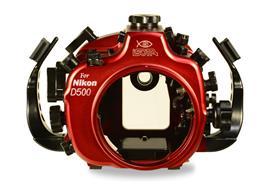 Isotta Unterwassergehäuse D500 für Nikon D500 (ohne Port / ohne elektronische Blitzbuchse)