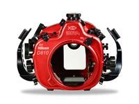 Isotta Unterwassergehäuse D810 für Nikon D810 (ohne Port / ohne elektronische Blitzbuchse)