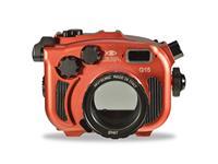 Isotta Unterwassergehäuse G15 für Canon PowerShot G15