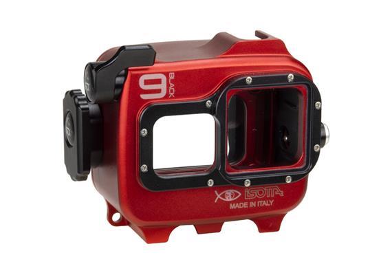 Isotta Unterwassergehäuse GP9 für GoPro Hero 9 Black