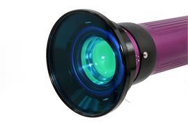 Keldan Ambient Light Filter AF 12 B (für 10-18m Blau-Wasser) passend zu 4X und 8X Leuchten