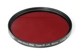Keldan Spectrum Filter SF -4 B (für Blauwasser 6-20m Tiefe), 82mm Gewinde