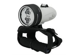 Light&Motion LED Tauchlampe SOLA Dive 1200 Spot