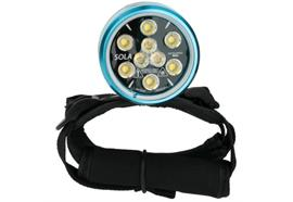 Light&Motion LED Tauchlampe SOLA Dive 1200