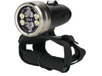 Light&Motion LED Tauchlampe SOLA Dive 2500 S/F (Spot/Flut)