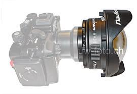 MIETE: Nauticam Wet Wide Lens (WWL-1)