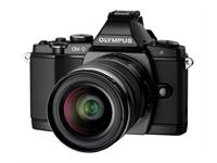 MIETE: Olympus OM-D Kamera E-M5 + M.Zuiko Objektiv 12-50mm