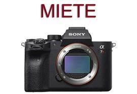 MIETE: Sony Digitalkamera a7R IV