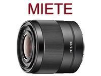 MIETE: Sony FE 28 mm F2 (SEL28F20)