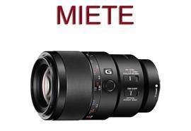 MIETE: Sony Makro G OSS mit FE 90 mm F2,8 (SEL90M2)