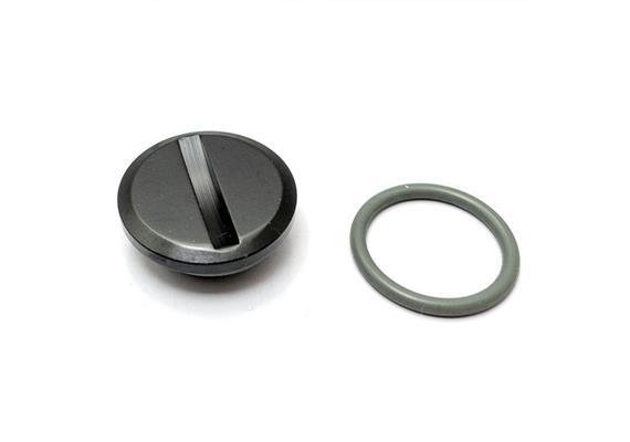 Nauticam M16 Blinddeckel mit O-Ring für Zubehöranschluss am Gehäuse
