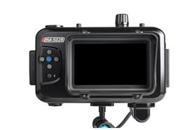 Nauticam NA-502B-H Housing for SmallHD 502 BRIGHT Monitor (with HDMI 1.4 input support)