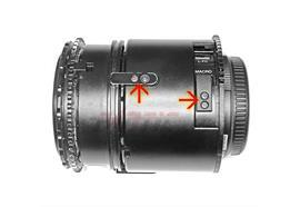 Nauticam Schraube klein für Zoomring 36147 (bzw. Set 36162)
