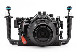 Nauticam Unterwassergehäuse NA-Z7 für Nikon Z7 / Z6 (ohne Port, inklusive Vakuum-Ventil)