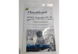Nauticam Upgrade Kit zu NA-GH3 UW-Gehäuse für GH4 Kamera
