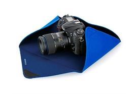 Novoflex Einschlagtuch Stretch blau 38x38