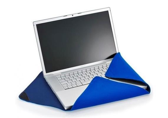 Novoflex Einschlagtuch Stretch blau 48x48