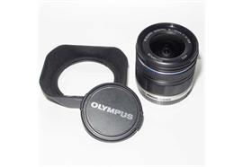 Occasion: Objektiv M.Zuiko Digital ED 9-18mm 1:4.0-5.6, schwarz