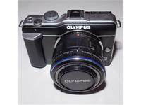 Occasion: Olympus Pen E-PL1 Kit 14-42L (schwarz)