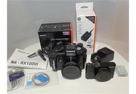 Occasion: SET Sony Digitalkamera RX100 III + Nauticam Unterwassergehäuse NA-RX100III