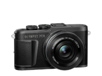 Olympus Digitalkamera PEN E-PL10, Body (Schwarz)
