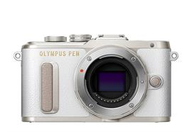 Olympus Digitalkamera PEN E-PL8, Body (Weiss)