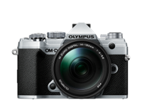 Olympus E-M5 Mark III 14-150 Kit silber/silber