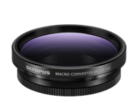 Olympus MCON-P02 Makro-Konverter für Makro-Aufnahmen mit der PEN