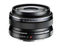 Olympus Objektiv M.Zuiko Digital 17mm 1:1.8 (schwarz)