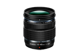 Olympus Objektiv M.Zuiko Digital ED 12-45mm 1:4.0 PRO (schwarz)