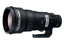 Olympus Objektiv Zuiko Digital ED 300mm f2,8, schwarz