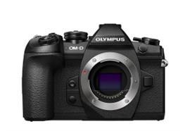 Olympus OM-D Kamera E-M1 Mark II Kit 12-100mm (schwarz/schwarz)