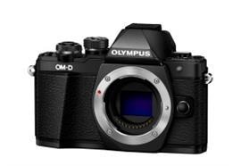 Olympus OM-D Kamera E-M10 II Body (schwarz)