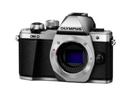 Olympus OM-D Kamera E-M10 II Body (silber)