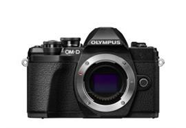 Olympus OM-D Kamera E-M10 III Body (schwarz)