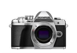 Olympus OM-D Kamera E-M10 III Body (silber)