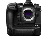 Olympus OM-D Kamera E-M1X Body (schwarz)