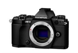 Olympus OM-D Kamera E-M5II Body (schwarz)